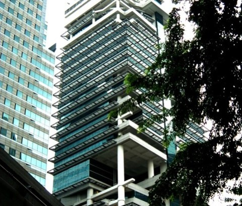 Menara Prudential (Formerly Pacific Bank HQ)