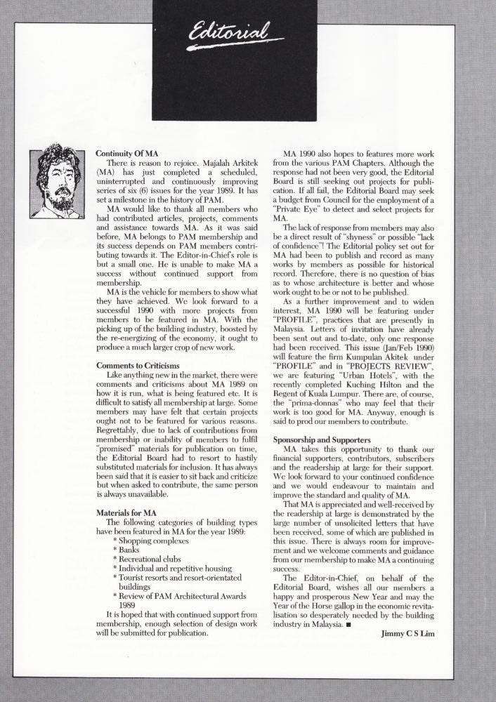 39 Editorial Contiunity of MA